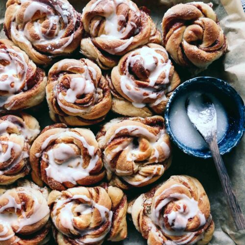 danish vegan cinnamon rolls like kanelsnurrer