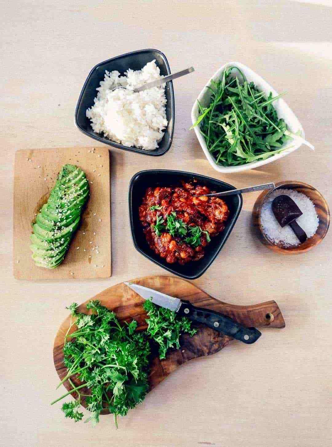 vegetarian dahl spicy