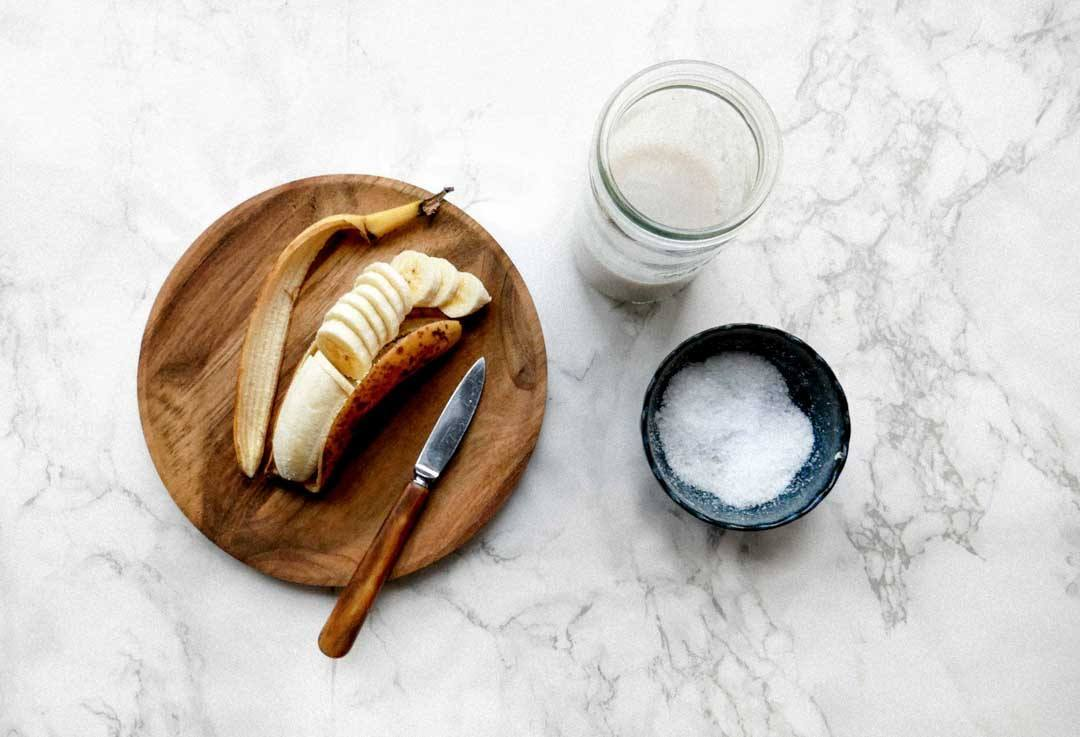 bananas vegan bread