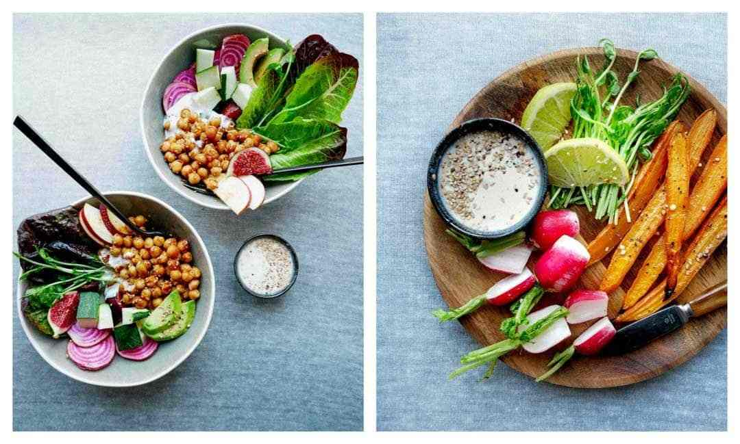 kikærte salat bowls