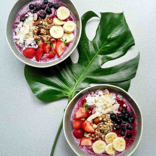 smoothie bowls gallery