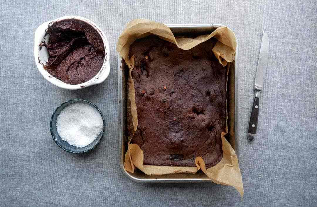 vegan brownies cacao