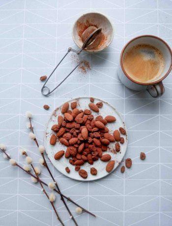 sund mandel snack kakao