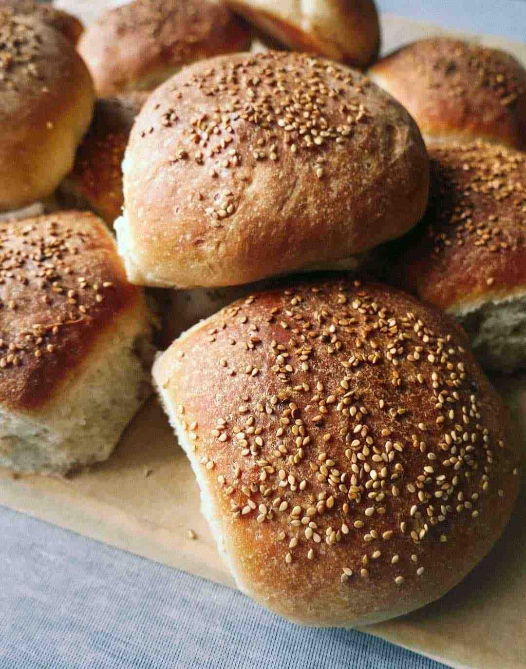 The best burger buns