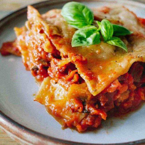 vegan lasagna best recipe