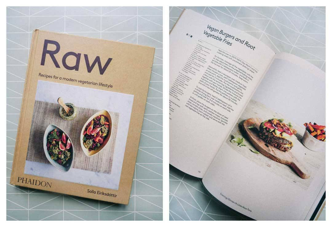 raw cookbook
