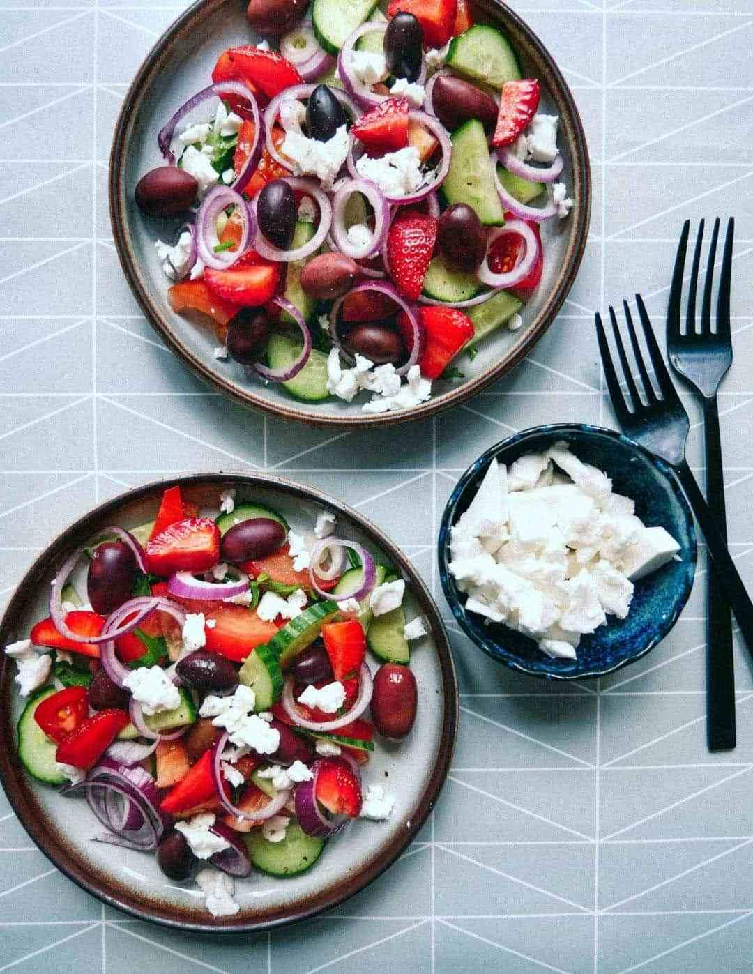 græsk salad