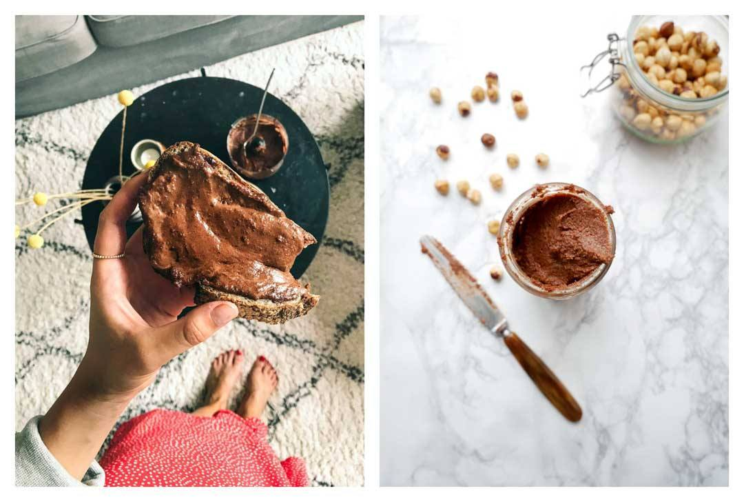 Inspiration - the best and healthy nutella snack
