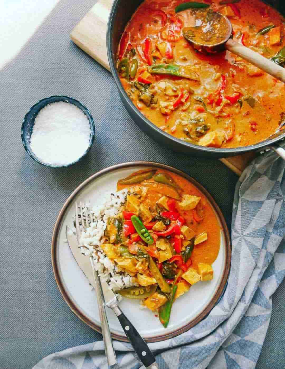 sri lanka curry vegetaropskrifter