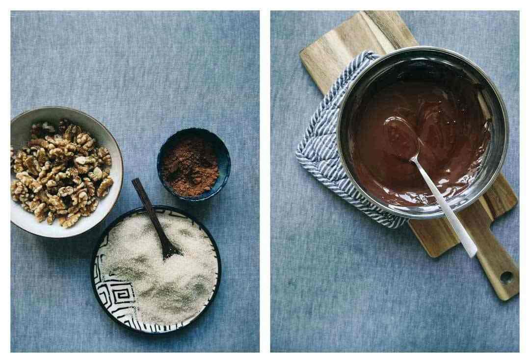 vegansk chokolade brownie opskrift