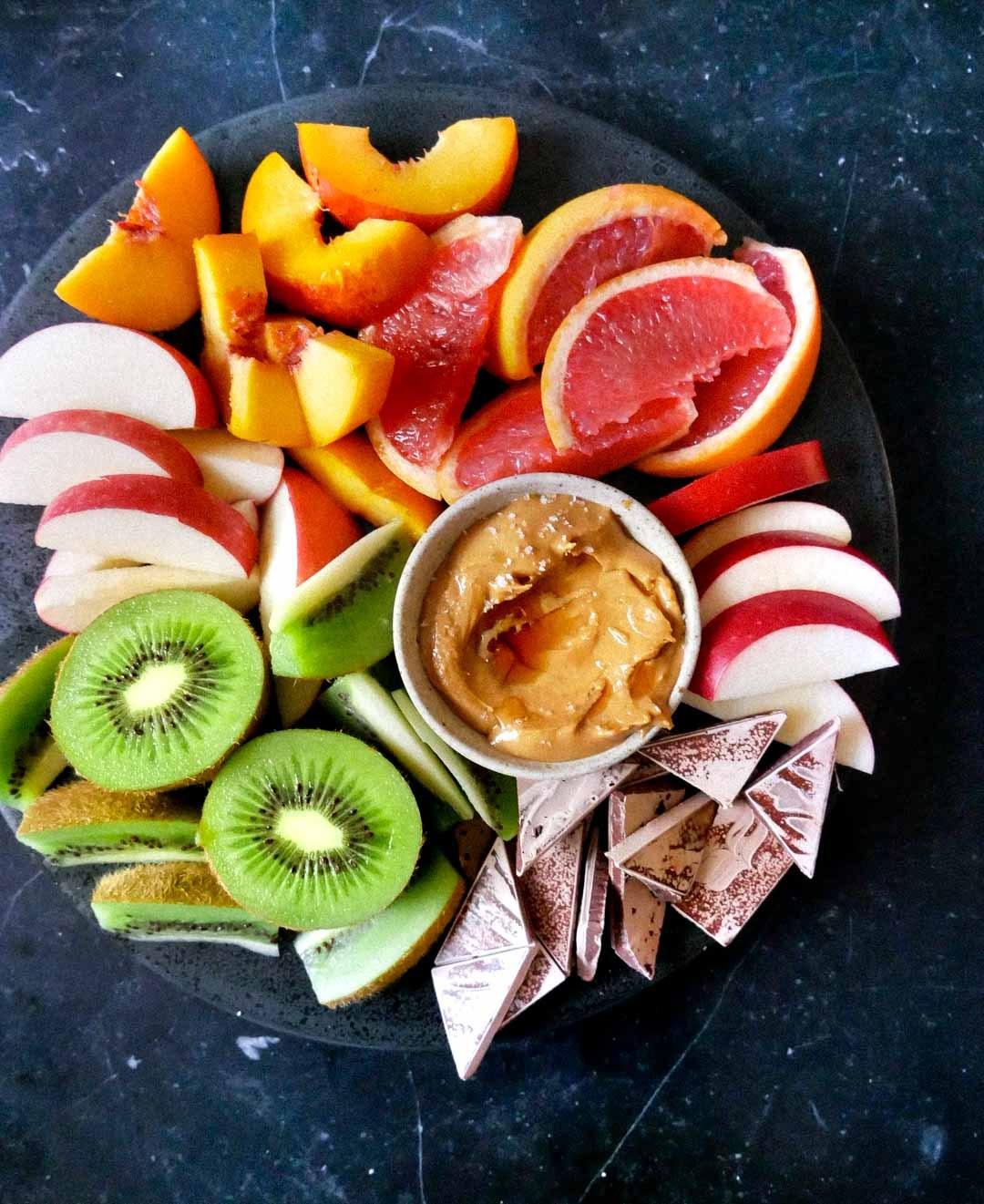easy vegan snack ideas