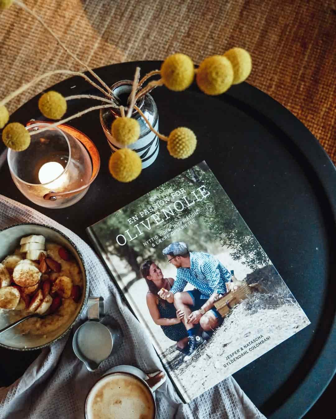 madbøger om olivenolie