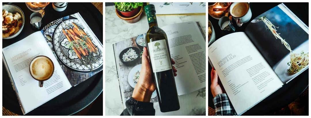 colombani boganbefaling om olivenolie