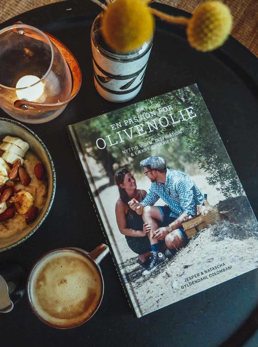 en passion for olivenolie boganbefaling