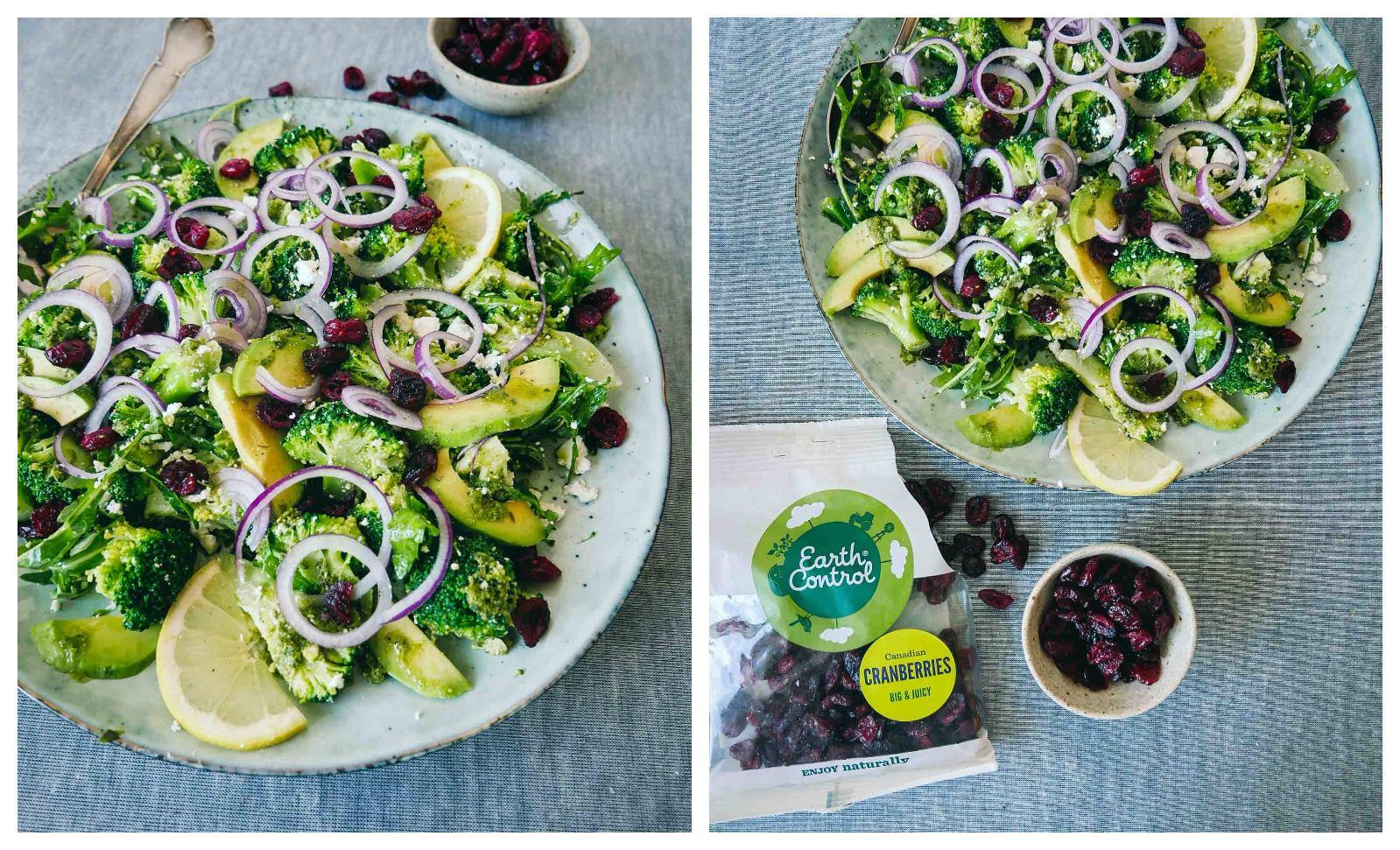 broccoli grid recipe vegan salad