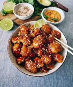 cauliflower hot wings recipe