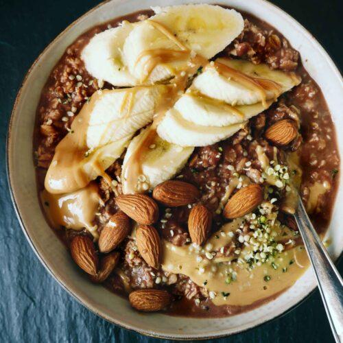 cacao bowl recipe from micadeli