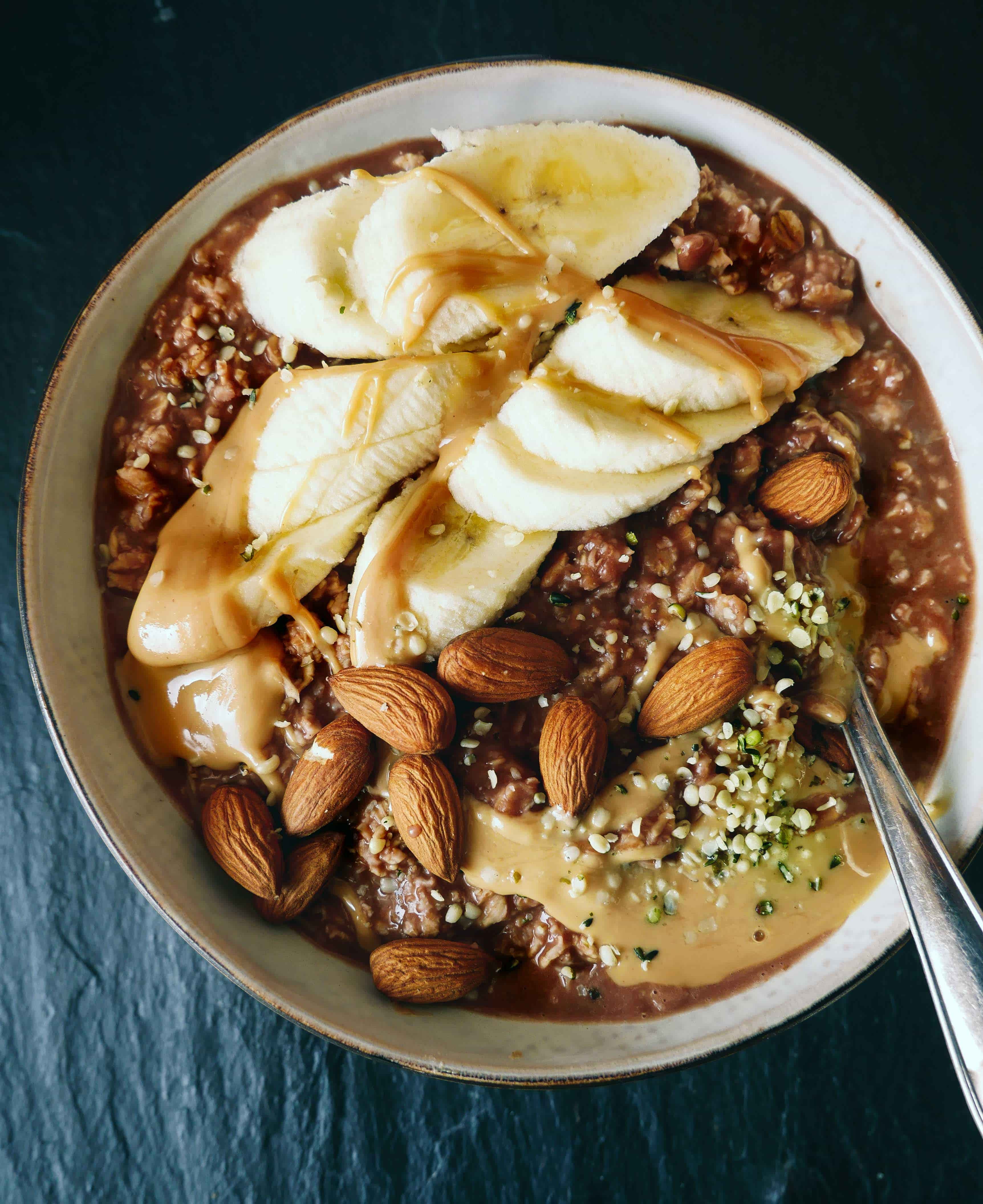 Cacao Porridge Bowl