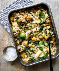 One-Tray Vegan Gnocchi Recipe