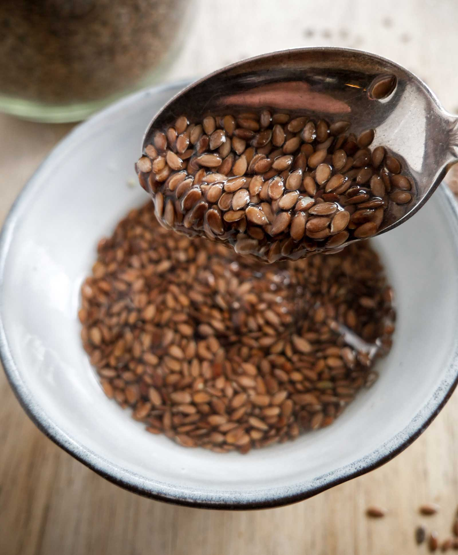 easy flax eggs recipe