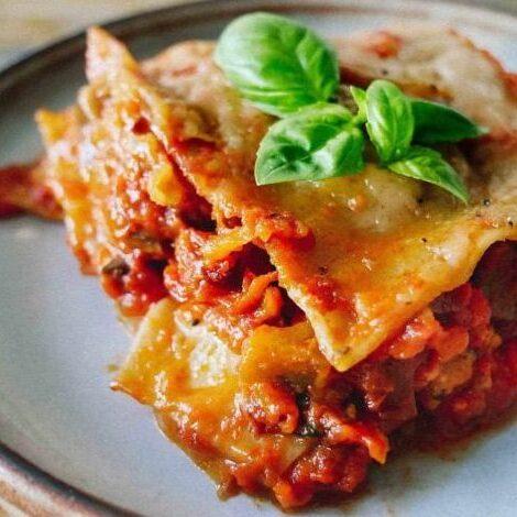 lasagne-vegetarretter
