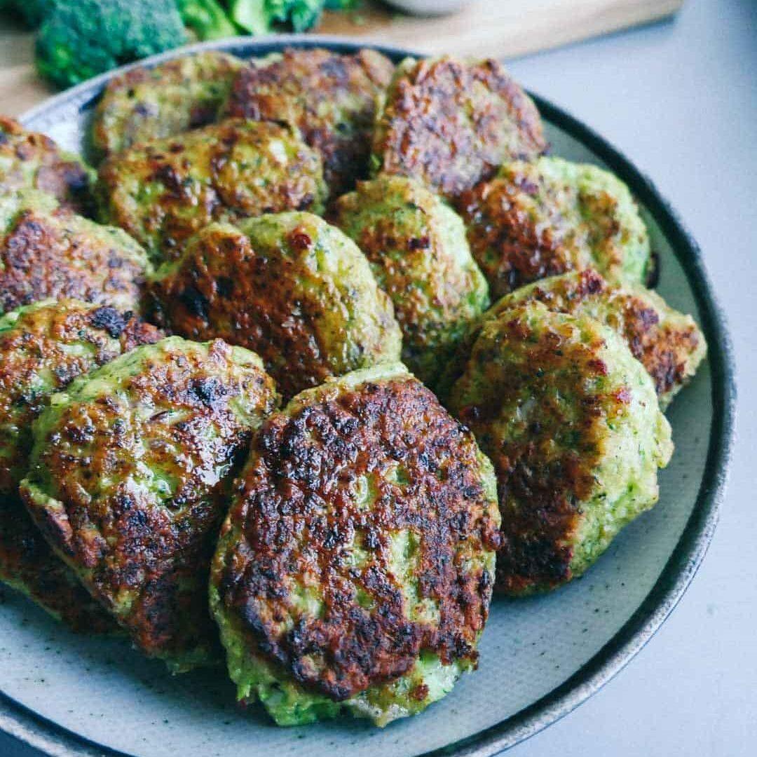 vegetar frikadeller og bøffer
